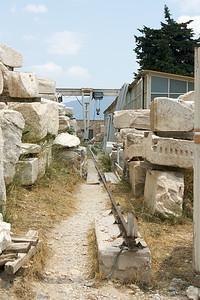 Acropolis railway