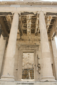 Poseidon temple entrance