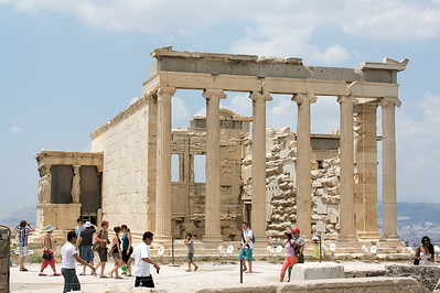Acropolis - the 'worship everyone' temple