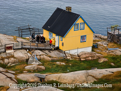 Home for Lunch - Illulissat