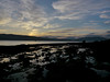 Sunset at Lunderston Bay<br /> 28th July 2013