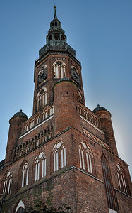 Domturm 99,97 m / cathedral tower 99,97 m