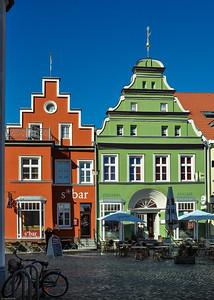Giebelhäuser / gabled houses