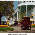 Grand Hotel-Mackinac Island Michigan