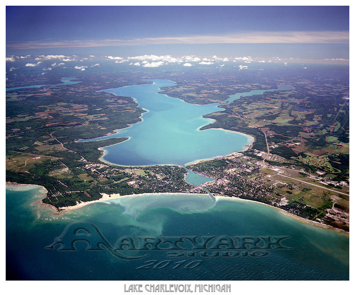Lake Charlevoix, Michigan
