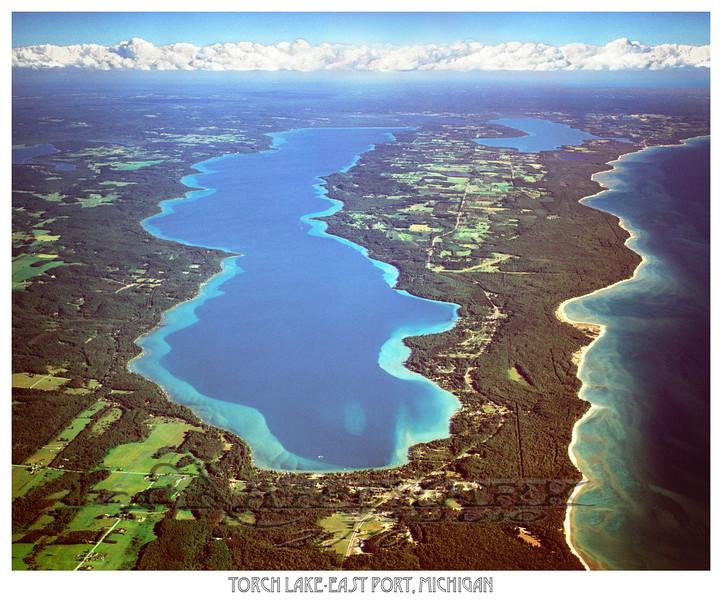 Torch Lake-East Port, Michigan