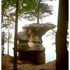 Chapel Rock-Pictured Rocks-Munising, Michigan