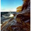 Master's Brushstroke-Pictured Rocks-Lake Superior-Munising, Michigan