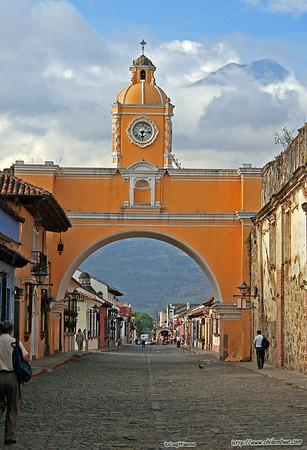 Antigua, Guatemala.
