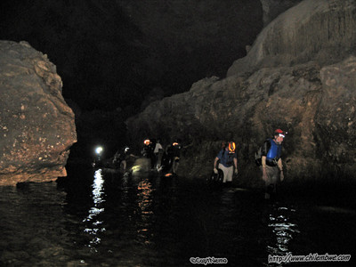 Candelaria lodge and Cave system. Guatemala