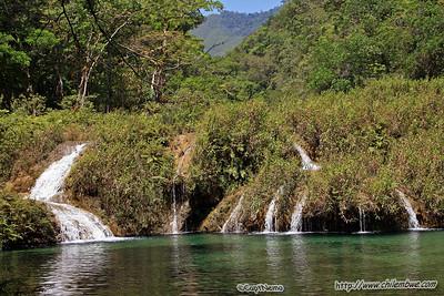 Semuc Champey  Guatemala