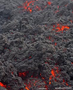 Volcan Pacaya, Guatemala.