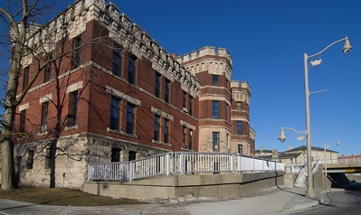 The old Armoury Building