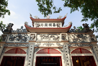 Hà Nội - West lake temple