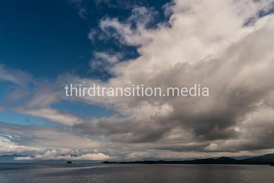 Returning to the Mainland from Haida Gwaii