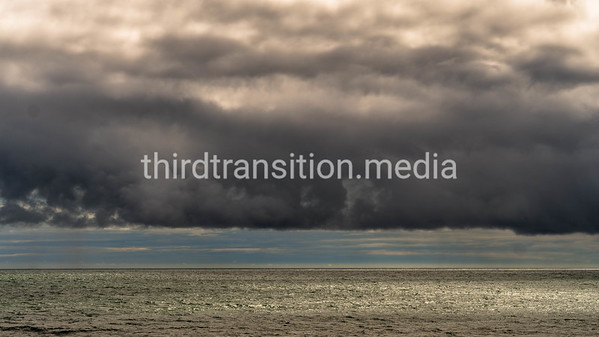 Sea and Sky Contrasts