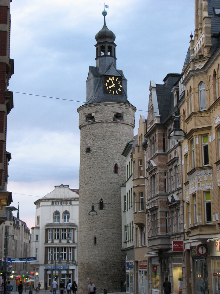 Streets of Halle