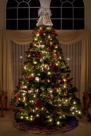 Xmas tree 2004