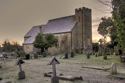 St John the Baptist Church, North Baddesley, Hampshire