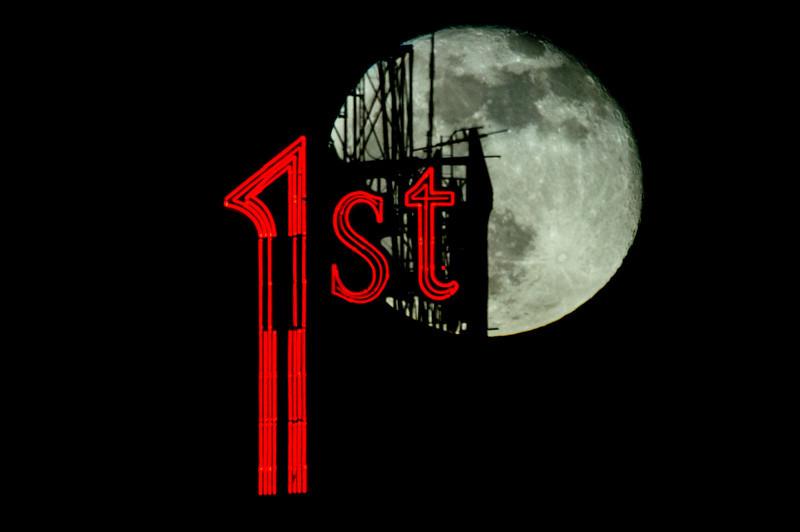 1st Moon
