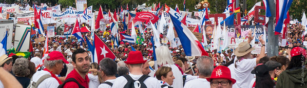 May Day Parade, 2015