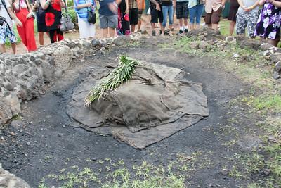 Opening the Kalua