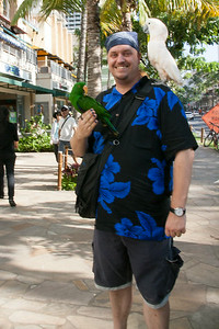 Me and birds