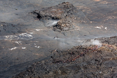 Kilauea Iki crater bottom