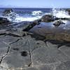 Glass Beach, Kauai, Hawaii. Processed in Topaz Clarity and Adjust.