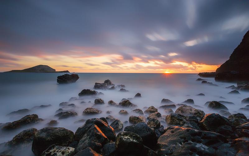 Makapu'u Beach Sunrise