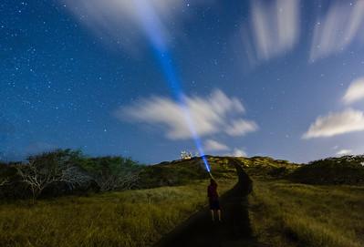 Painting The Hawaiian Sky