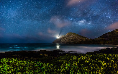 Makapu'u Beach Milky Way