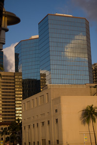 Honolulu buildings