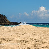 Pyramid Rock Beach, MCBH, Kaneohe Bay, Hawaii