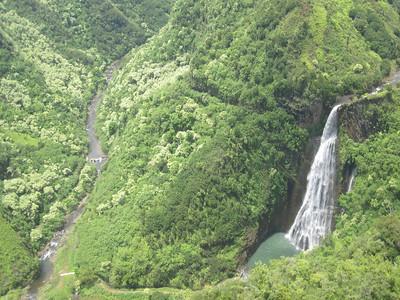 2009 07 25 Kauai Blue Hawaiian Helicopters 015