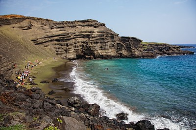 Green Sand Beach 6