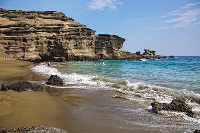 Green Sand Beach 10