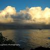 Rain Clouds, Kaneohe Bay, Hawaii
