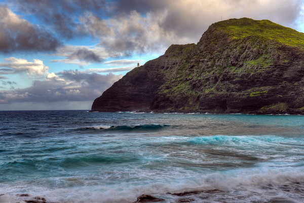 Makapuʻu Point and Lighthouse