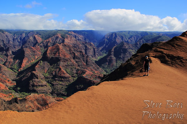 Waimea Canyon Edge