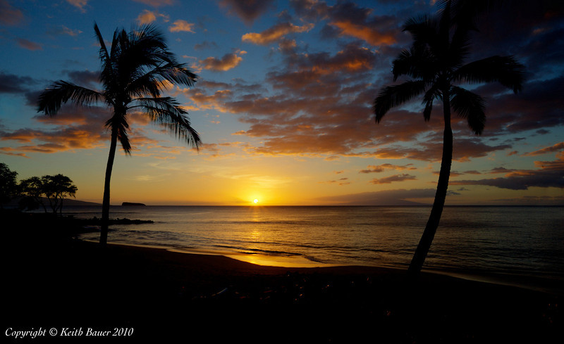 Wailea Sunset - Maui