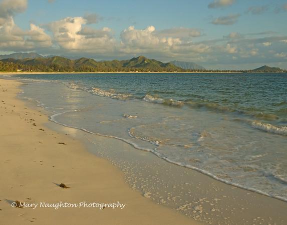 Kailua Bay, Hawaii