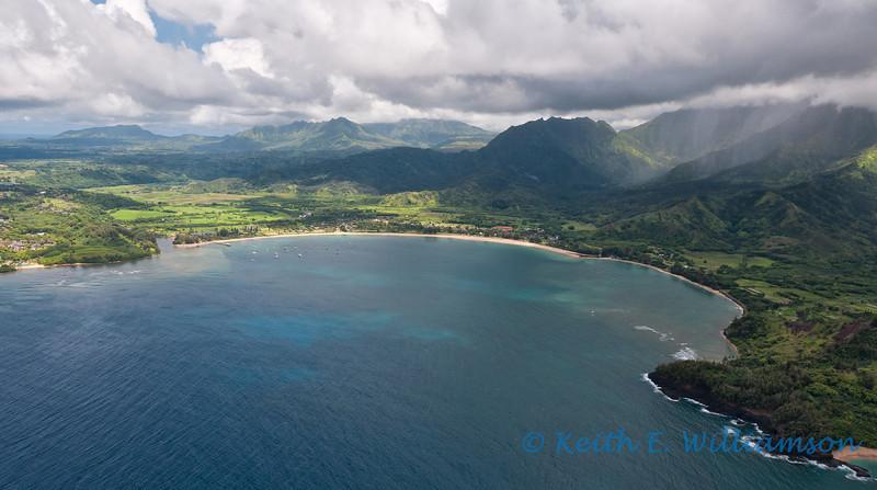 Hanalei Bay, Kauai, North Shore