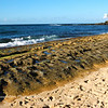 Rocks & Sand, North Shore, Oahu, Hawaii