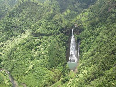 2009 07 25 Kauai Blue Hawaiian Helicopters 013