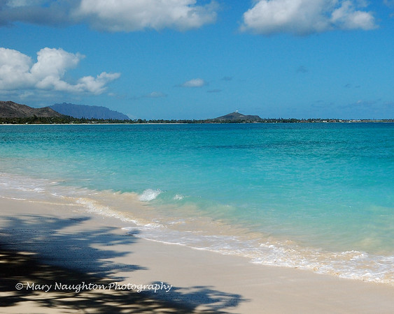 Kailua Beach, Kailua, Hawaii