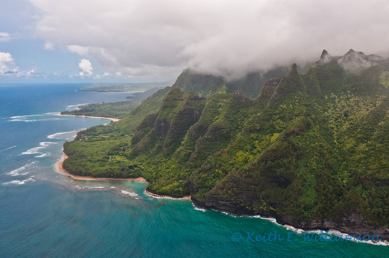 Bali Hai, and the north shore, Kauai