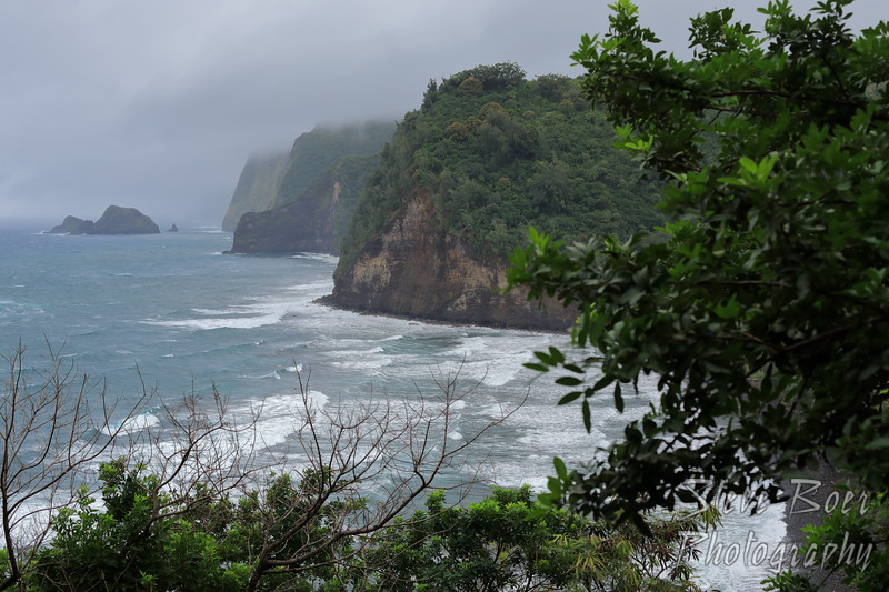 Pololu Valley Lookout in Hawaii