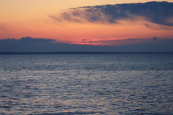 Sunrise at Hazard Rock Narragansett RI
