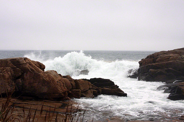 Hurricane Earl - Hazard Rock Narragansett, RI